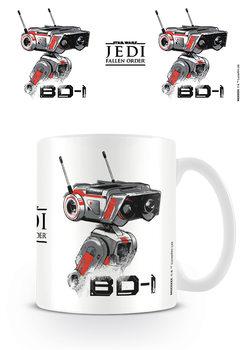 Caneca Star Wars: Jedi Fallen Order - BD-1