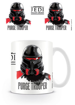 Caneca  Star Wars: Jedi Fallen Order - Purge Trooper