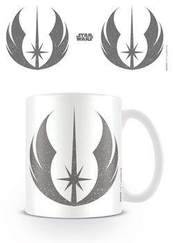 Caneca  Star Wars - Jedi Symbol