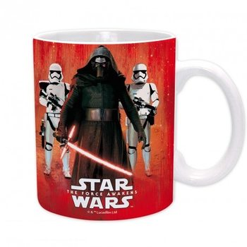 Caneca Star Wars - Kylo Ren & Troopers