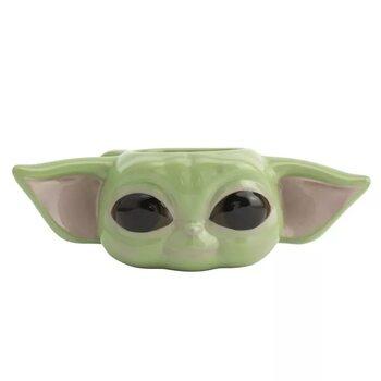 Caneca Star Wars: Mandalorian - The Child (Baby Yoda)