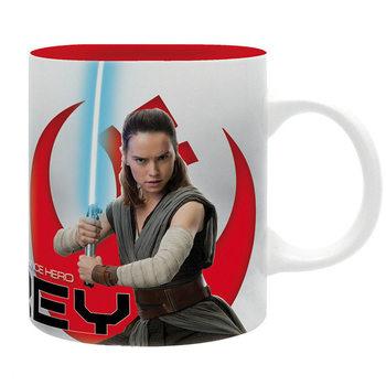 Caneca Star Wars - Rey E8