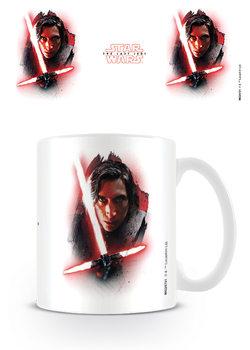 Caneca Star Wars The Last Jedi - Kylo Ren Brushstroke