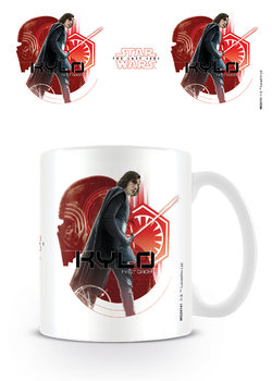 Caneca  Star Wars The Last Jedi - Kylo Ren Icons