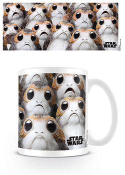Caneca  Star Wars The Last Jedi - Many Porgs