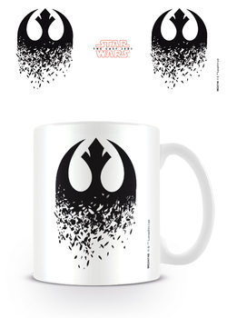 Caneca  Star Wars The Last Jedi - Rebel Symbol