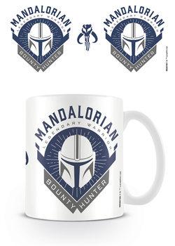 Caneca Star Wars: The Mandalorian - Bounty Hunter