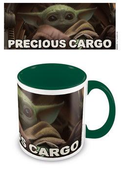 Caneca  Star Wars: The Mandalorian - Precious Cargo (Baby Yoda)