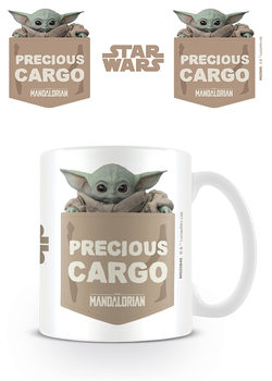 Caneca Star Wars: The Mandalorian - Precious Cargo