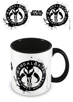Caneca Star Wars: The Mandalorian - Sigil
