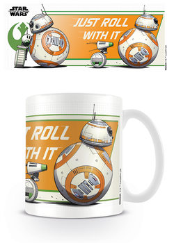 Caneca Star Wars: The Rise of Skywalker - Just Roll With It