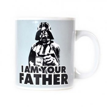 Caneca Star Wars - Vader I Am Your Father