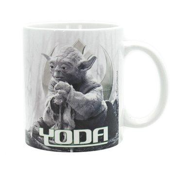 Caneca  Star Wars - Yoda Dagobah