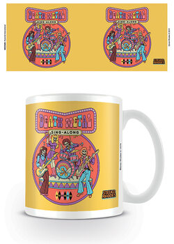 Caneca Steven Rhodes - Death Metal Sing Along