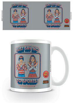 Caneca Steven Rhodes - Just Say No To Sports