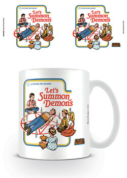 Caneca Steven Rhodes - Let's Summon Demons