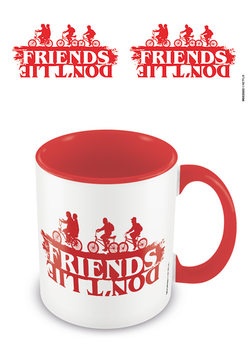 Caneca  Stranger Things - Friends Don't Lie