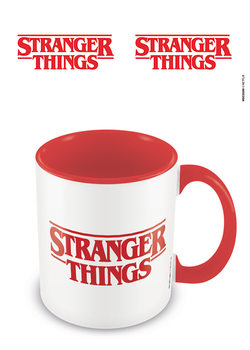 Caneca  Stranger Things - Logo