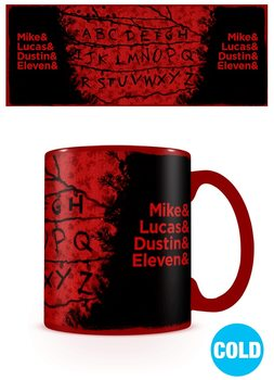 Caneca Stranger Things - R, U, N