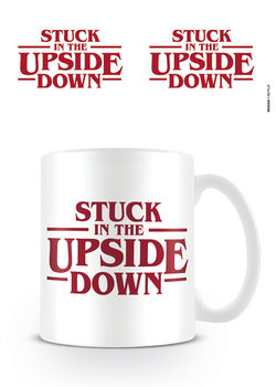 Caneca Stranger Things - Stuck In The Upside Down