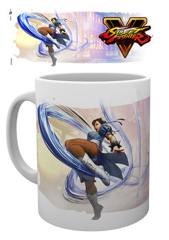Caneca Street Fighter 5 - Chun Li