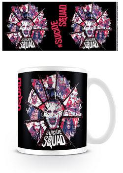Caneca  Suicide Squad - Cracked