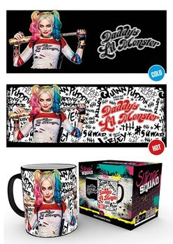 Caneca  Suicide Squad - Daddy's Lil Monster