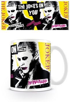 Caneca Suicide Squad - The Joke's On You