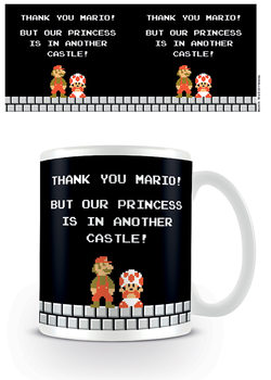 Caneca Super Mario - Another Castle