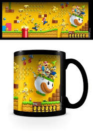 Caneca  Super Mario Bros - Gold Coin Rush