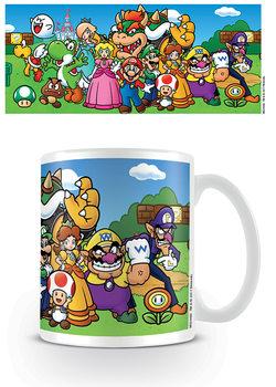 Caneca Super Mario - Characters