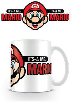 Caneca  Super Mario - It's A Me Mario
