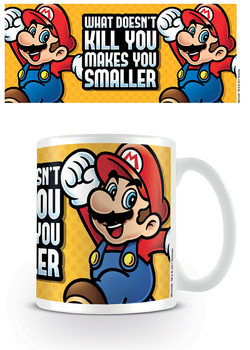 Caneca  Super Mario - Makes You Smaller