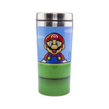Copo Viagem Super Mario - Warp Pipe