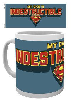 Caneca  Superman - Indestrucible