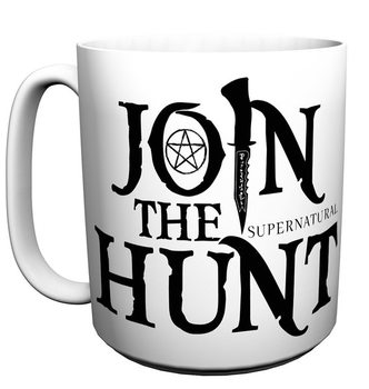 Caneca  Supernatural - Hell and Back