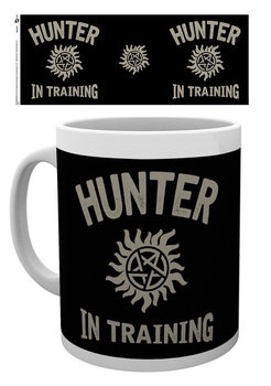 Caneca  Supernatural - Hunter In Training