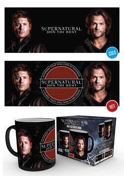 Caneca  Supernatural - Sam and Dean