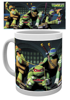Caneca Teenage mutant ninja turtles - Gaming
