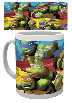 Caneca Teenage Mutant Ninja Turtles - Logo