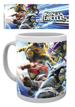 Caneca Teenage Mutant Ninja Turtles - Turtles