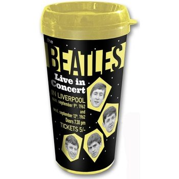 Caneca  The Beatles - Live Concert