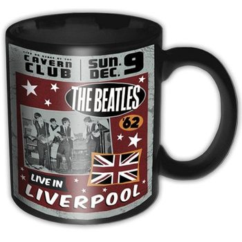 Caneca  The Beatles - Live In Liverpool