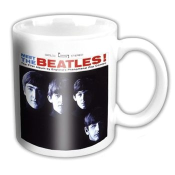 Caneca  The Beatles – Us Album Meet The Beatles