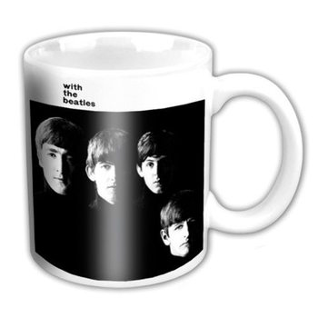 Caneca  The Beatles – With The Beatles