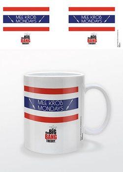 Caneca The Big Bang Theory - Mee Krob Mondays