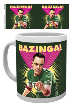 Caneca  The Big Bang Theory - Sheldon Bazinga