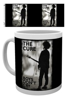 Caneca  The Cure - Boys Don't Cry (Bravado)