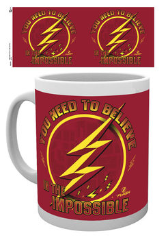 Caneca  The Flash - Believe