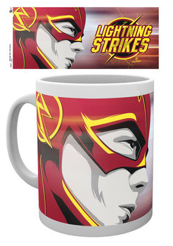 Caneca  The Flash - Lightning Strikes 2
